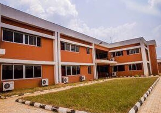 Firts Technical University Campus