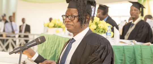First Technical University VC stresses importance of entrepreneurial education