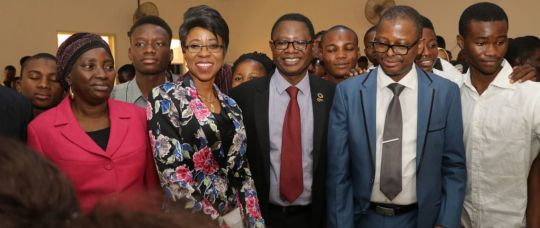 Oyo govt, Tech varsity for partnership on biometric machine, CBT centre