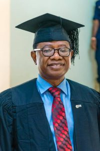 Prof. Ayobami Salami