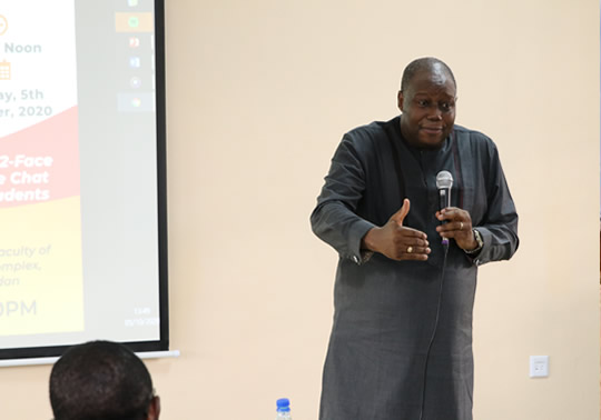 Tap From The Value Chain Of Agriculture — FARA Director Urges Tech-Uites